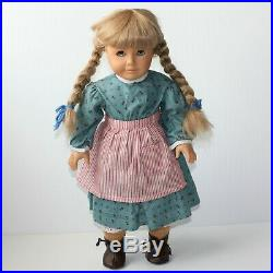 American Girl Kirsten Larson Doll In Full Meet Outfit Marked Pleasant Company