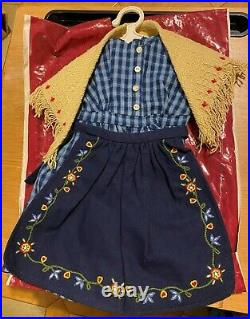 American Girl Kirsten Larson RETIRED'On The Trail' Outfit Excellent Condition