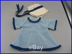 American Girl Kirsten Larson's Recess Outfit & Beanbag Set / Rare Retired NIB