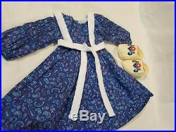 American Girl Kirsten Rare Retired Baking Outfit Excellent Condition