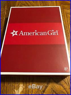 American Girl Kirsten Recess Outfit Set Complete NEW NRFB RETIRED HTF