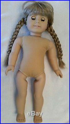 American Girl Kirsten doll Pleasant Company meet outfit book Hungary early 1990s