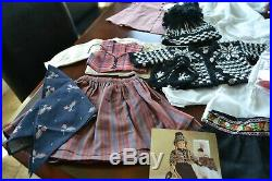 American Girl Kirsten's Outfits