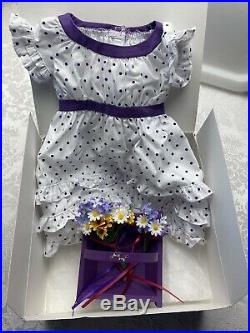 American Girl Kirstens Midsummer Outfit Complete In Original Box, 2004 Retired