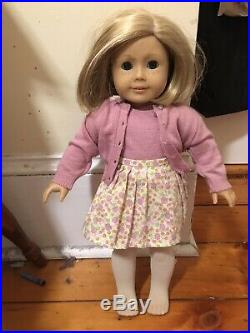 American Girl Kit Doll And Outfits