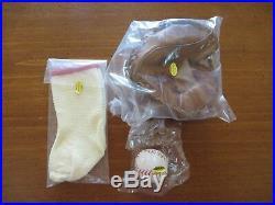 American Girl Kit Kittredge 1934 REDS Fan Outfit Release 2004 Retired NIB