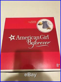 American Girl Kit Lot Doll Scooter 3 Beforever Outfits Meet Play Dress Christmas