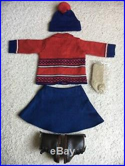 American Girl Kit Treehouse Outfit And Work Boots