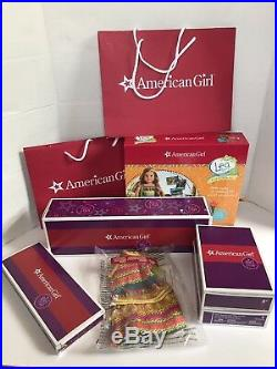 American Girl Lea Clark Collection Outfits Lot BNIB Girl of the Year for 2016