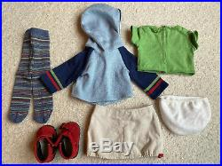 American Girl Lindsey Meet Outfit Book