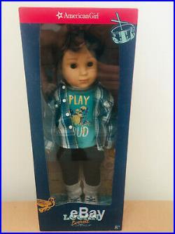 American Girl Logan Everett 1st Boy 18 Doll Outfit NIP Retired