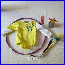 American Girl MCKENNA DOLL, OUTFITS, BOOKS, LEOTARDS, LARGE LOT RETIRED