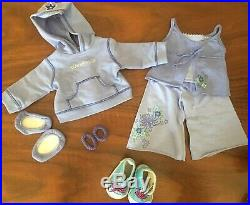 American Girl MIA doll 2008 with 2 outfits