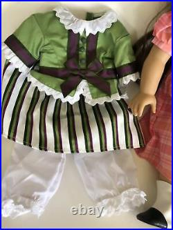 American Girl Marie Grace Doll 18 Meet And Party Outfit RETIRED GREAT COND
