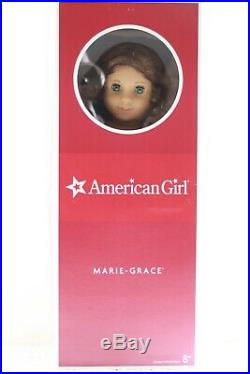 American Girl Marie Grace Doll with Meet Outfit, Hat, BOX, & NIP Book Paperback