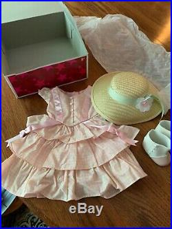 American Girl Marie Grace Summer Dress Outfit. RARE LIMITED EDITION