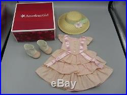American Girl Marie Grace Summer Outfit Set with Box Retired for 18 Dolls