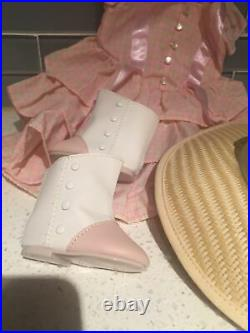 American Girl Marie Graces Summer Outfit