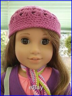 American Girl Marisol In Meet Outfit Doll Of The Year 2005 Retired Boxed/ Book
