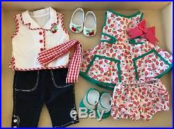 American Girl Maryellen Doll Lot with Outfits