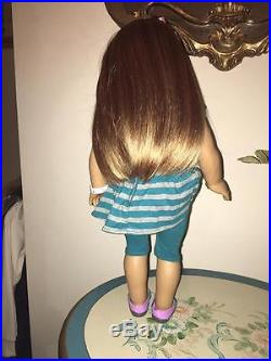 American Girl McKenna Doll GOTY 2012 Meet+Rythmic Gymnastics Outfit/Box+Book