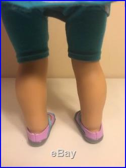 American Girl Mckenna Meet Outfit Box Retired 2012 Doll Of The Year Rare