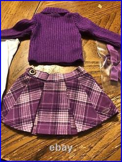 American Girl Melody Birthday Outfit Complete EUC RETIRED HTF