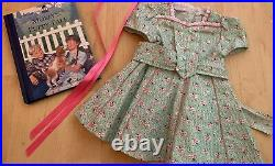 American Girl Molly Doll Retired Victorian Garden Outfit