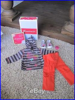 American Girl My AG #46 Doll 18 inch BRAND NEW IN BOX PLUS FIVE OUTFITS NEW