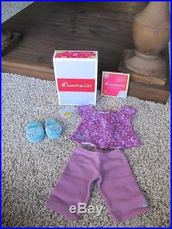 American Girl My AG #55 Doll 18 inch BRAND NEW IN BOX PLUS FIVE OUTFITS NEW