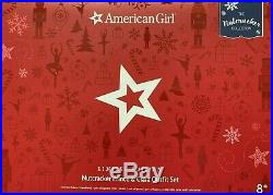 American Girl NUTCRACKER PRINCE and CLARA Outfits Limited Edition NO Dolls