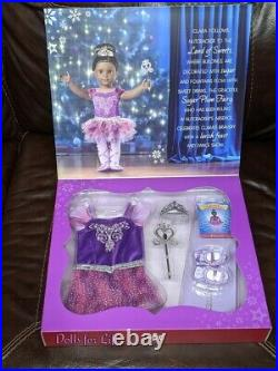 American Girl NUTCRACKER SUGAR PLUM FAIRY OUTFIT limited edition NO DOLL NEW