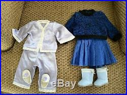 American Girl Nellie OMalley 18 DollComes with 2 OUTFITS and meet accessories