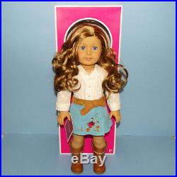 American Girl Nicki Doll Girl of the Year GOTY 2007 in Meet Outfit Book Box Ret