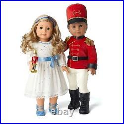 American Girl Nutcracker Prince & Clara Outfit Set Brand New In Box