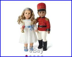American Girl Nutcracker Prince & Clara Outfit Set. Limited Edition. New