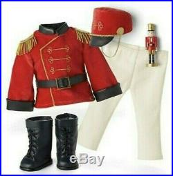 American Girl Nutcracker Prince and Clara Outfits Limited EditionNEW in BOX