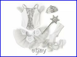 American Girl. Nutcracker Snow Queen Outfit for 18-inch Dolls. New Sold Out