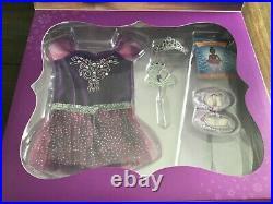 American Girl Nutcracker Sugar Plum Fairy Outfit for 18-inch Dolls NEW NO DOLL