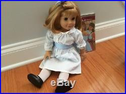 American Girl Pleasant Company 18 DOLL NELLIE in MEET OUTFIT