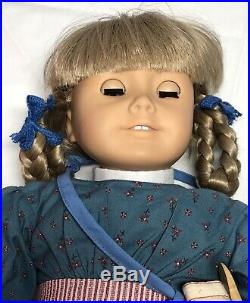 American Girl Pleasant Company 1994 Kirsten Doll With Extras in Original Outfit