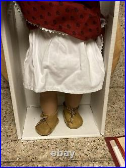 American Girl Pleasant Company DOLL JOSEFINA In MEET OUTFIT + Book & BOX