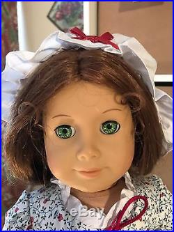 American Girl/Pleasant Company Doll Felicity with Extra Outfits