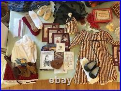 American Girl Pleasant Company Doll JOSEFINA Retired Outfits Furniture HUGE Lot
