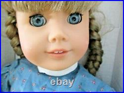 American Girl Pleasant Company Doll Kirsten in Meet Outfit in Marked Box
