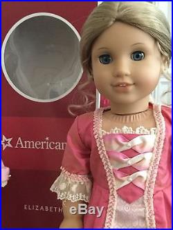 American Girl Pleasant Company Elizabeth Doll Meet & Riding Outfit Clothes