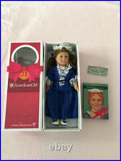 American Girl Pleasant Company FELICITY DOLL CHRISTMAS OUTFIT LOT