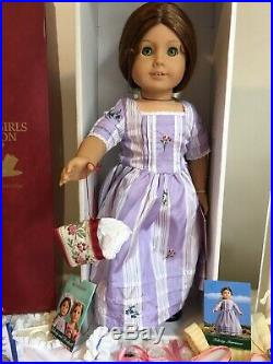 American Girl/ Pleasant Company Felicity Collection Outfits Gowns Lot