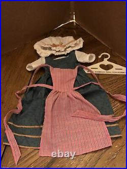 American Girl Pleasant Company Felicity Limited Edition Town Fair Outfit MINT