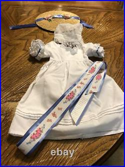 American Girl Pleasant Company Felicity Summer Outfit Complete RETIRED